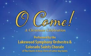 O Come! to Christmas in Lakewood